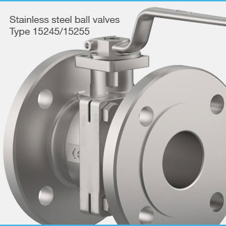 New stainless steel ball valves for oil-immersed transformers