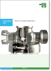 Catalogue Cryogenic Valves