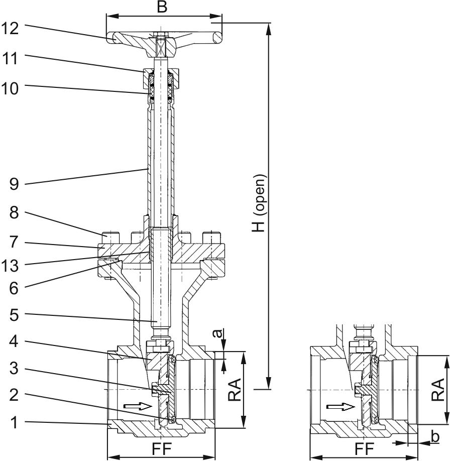Type 09340 type 09340 gate valve pooptronica Images